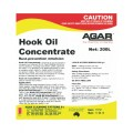 Hook Oil Concentrate 200L